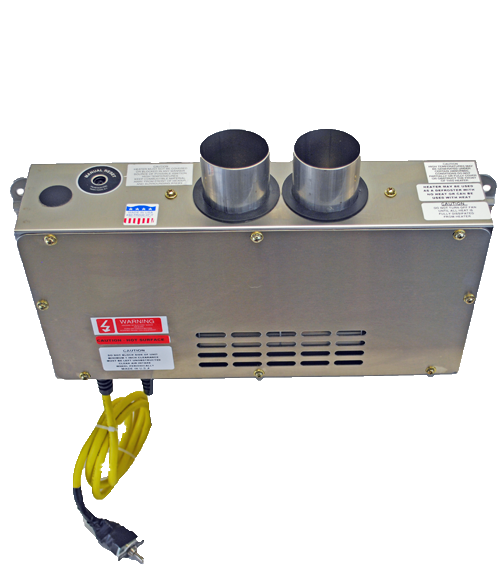 Defroster De Icer Forced Air Heaters